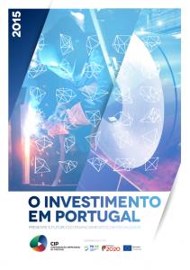 2017. O Investimento em Portugal - presente e futuro do financiamento e da fiscalidade