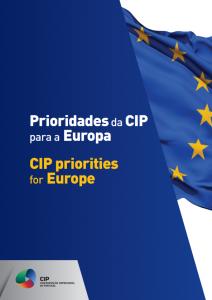 2017. Prioridades da CIP para a Europa