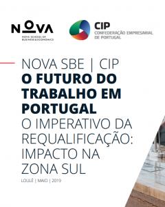 2019. O Futuro do Trabalho em Portugal - Zona Sul