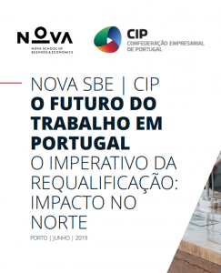 2019. O Futuro do Trabalho em Portugal - Zona Norte